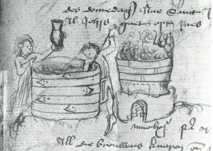 Medieval brewery - City archives Kampen