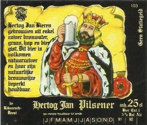 Hertog Jan - Source: bieretiketten.nl