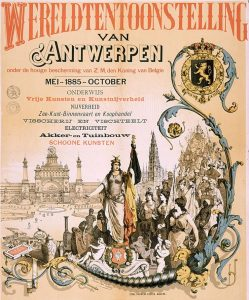 Antwerp's 1885 World Fair: none of the Namur brewers still produced keute. Source: Wikipedia