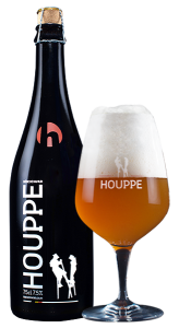 'Houppe' by L'Echasse brewery