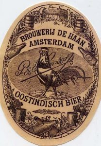 The original label - Source: bieretiketten.nl
