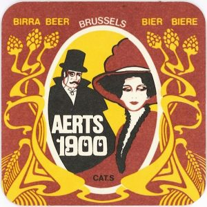 Aerts 1900, in 1985 still alive and kicking, now a lost beer. Source: catawiki.com