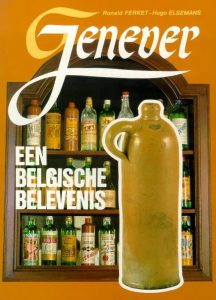 'Genever, a Belgian experience'
