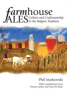 Phil Markowski's highly influential book 'Farmhouse ales', which doesn't get everything quite right.