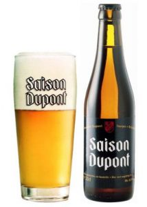Saison Dupont, now considered the standard reference for the saison style.