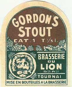 Stout from Tournai, but it was made everywhere in the country. Source: jacquestrifin.be