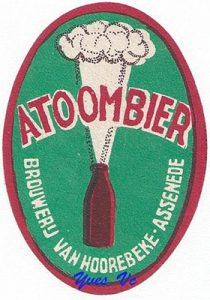 Atom beer: one on the many fascinating beer brands on Trifin's website. Source: jacquestrifin.be