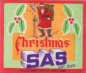 Christmas SAS - Image: jacquestrifin.be