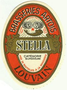 Stella Artois: born in June 1926. Image: jacquestrifin.be