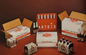 Stella Artois as it looked in the 1970s.