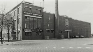 The Dommelsch brewery, part of the Belgian Artois conglomerate from 1968 onwards. Source: Collection BHIC.
