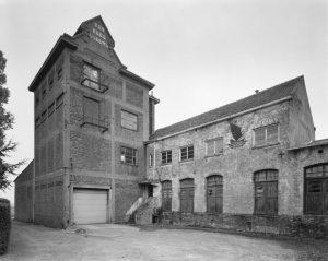 The brewery before restauration. Source: Rijksdienst voor het Cultureel Erfgoed