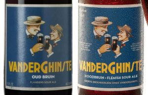 Spot the difference: Oud bruin and Roodbruin by Vander Ghinste.